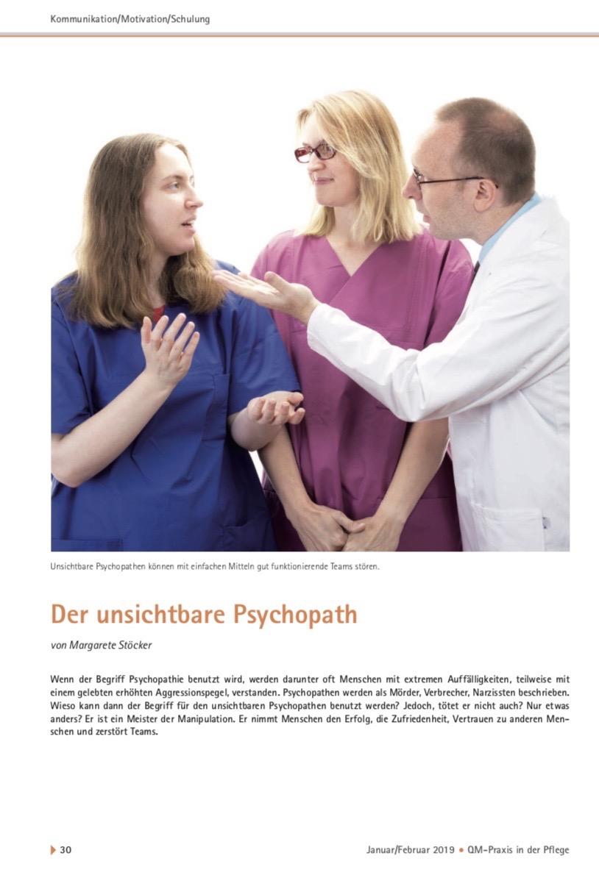 Der unsichtbare Psychopath