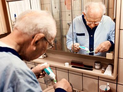 Mundgesundheit in der Pflege